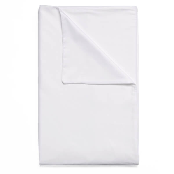 Christy 400TC Sateen Duvet Cover - White
