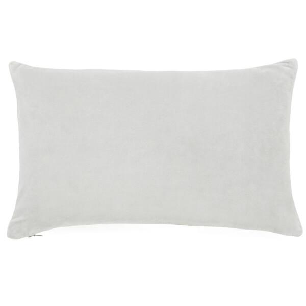 Christy Jaipur Cushion 30x50cm - Silver