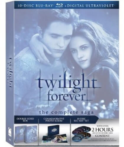 Twilight Forever: The Complete Saga