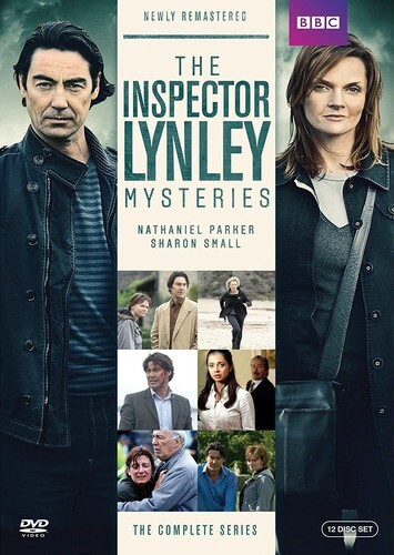 Inspector Lynley Mysteries Remastered