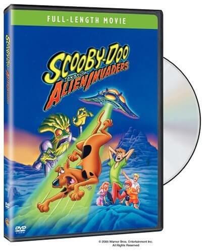 Scooby Doo: Alien Invaders