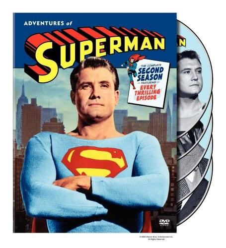 Adventures Of Superman: Complete Second Season