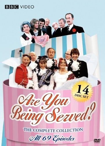 Are You Being Served: Complete Coll - Series 1-10