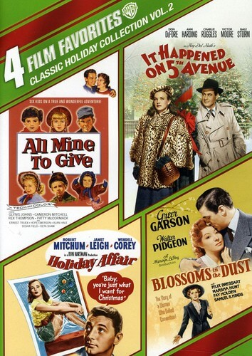 4 Film Favorites: Classic Holiday Collection 2