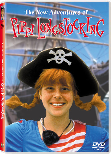 New Adventures Of Pippi Longstocking