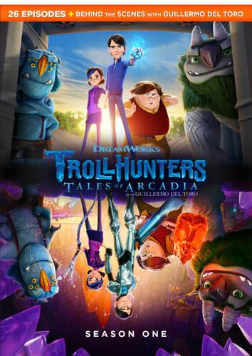 Trollhunters: Season One