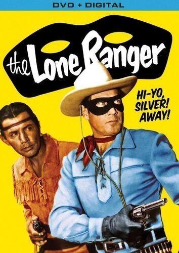 Lone Ranger: Classic Tv Episodes