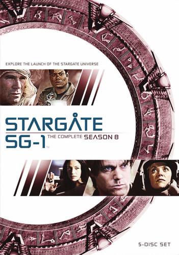 Stargate Sg-1 Season 8