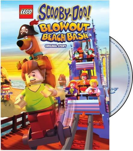 Lego Scooby-Doo Blowout Beach Bash