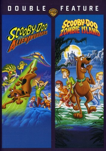 Scooby Doo: Alien Invaders & On Zombie Island