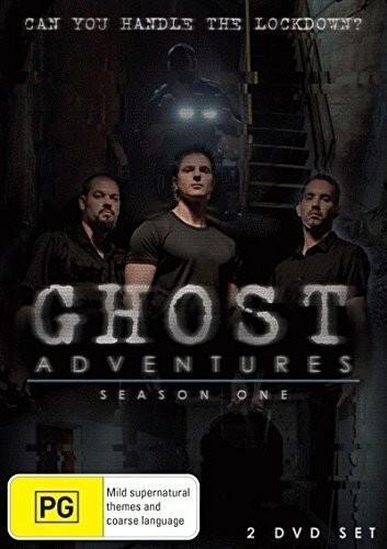 Ghost Adventures-Season 1