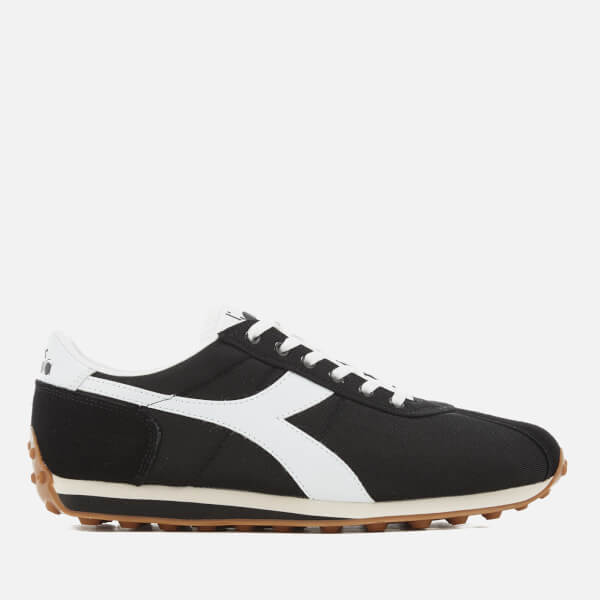 Diadora Men's Sirio Trainers - White Sand/Black - UK 9 yah0lOJrx