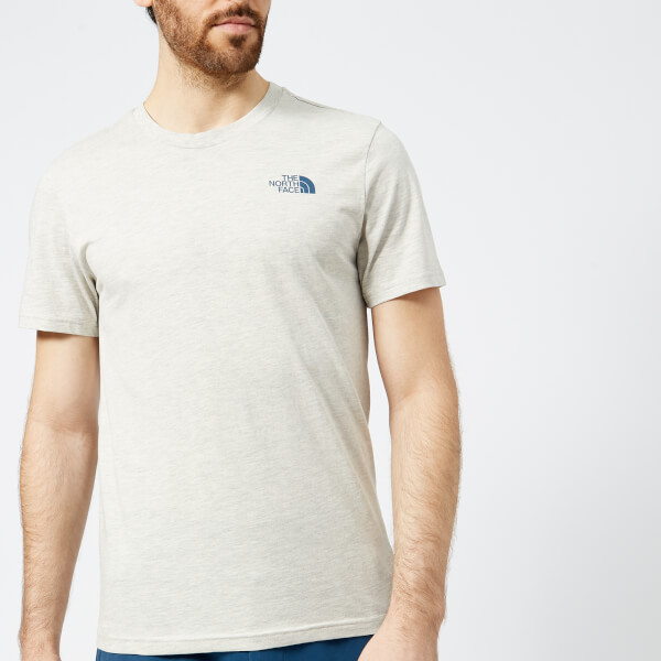 Good Selling Cheap Online Simple Dome T-Shirt In White - White The North Face Outlet Pick A Best Discount Price Free Shipping With Credit Card gS0Kvg9JYA