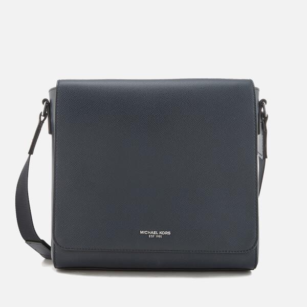 Michael Kors Men's Messenger Bag - Navy