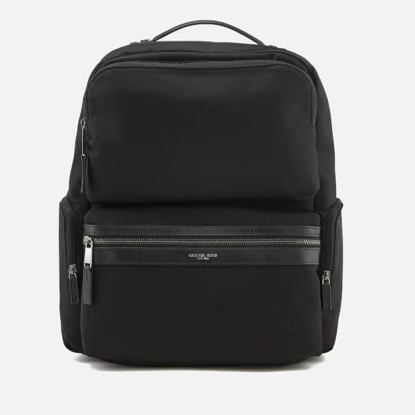 Michael Kors Men's Cargo Backpack - Black