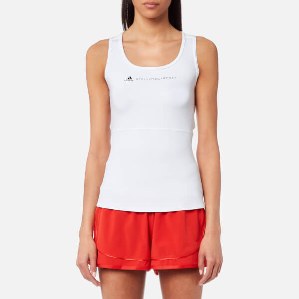 adidas by Stella McCartney Women's Essential Tank Top - White