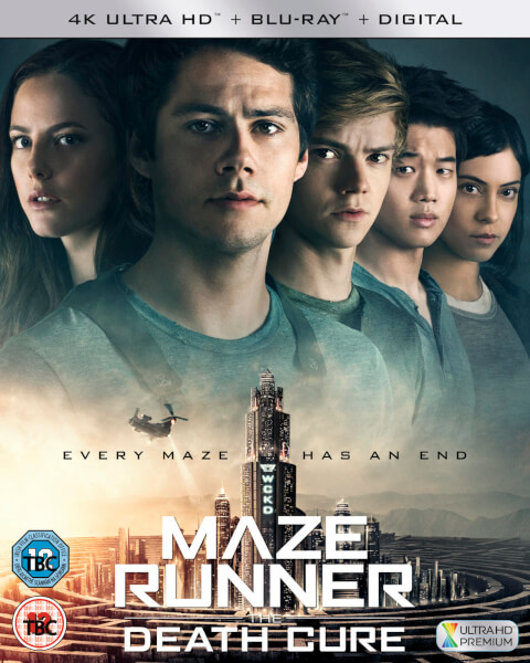 Re: Labyrint: Vražedná léčba / Maze Runner The Death Cure (2