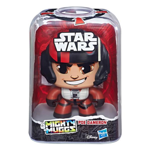 Star Wars Episode 8 Mighty Muggs - Poe