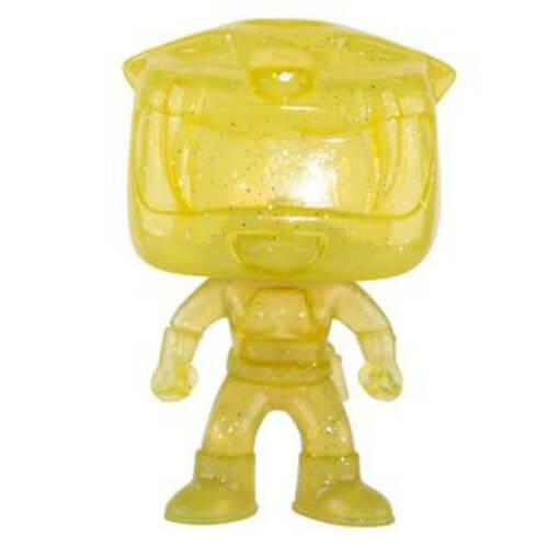 Power Rangers Morphing Yellow Ranger EXC Pop! Vinyl Figure