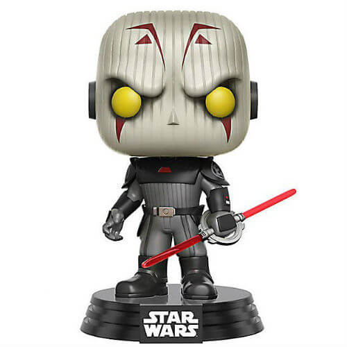 Star Wars The Inquisitor EXC Pop! Vinyl Figure