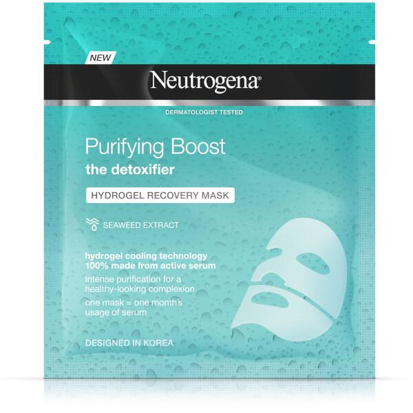 Neutrogena Purifying Boost Hydrogel Recovery Mask 30ml