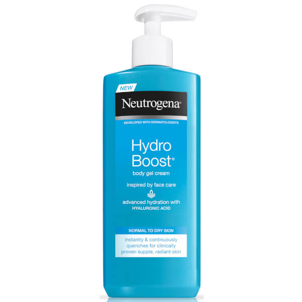 Neutrogena Hydro Boost Body Gel Cream 250ml