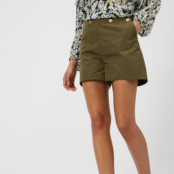 sailor shorts - Green See By Chloé Eastbay Sale Online Professional Cheap Online Footlocker Finishline Cheap Price Cheap Sale Fashionable Safe Payment PPI5W