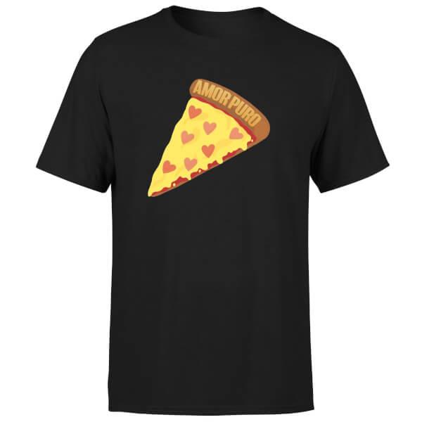Amor Puro T-Shirt - Black