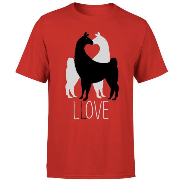 Llove T-Shirt - Red