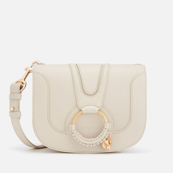 See By Chloe Women's Hana Medium Cross Body Bag - Cement Beige