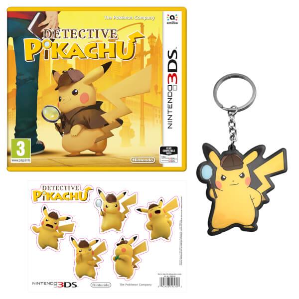 Detective Pikachu Fan Pack