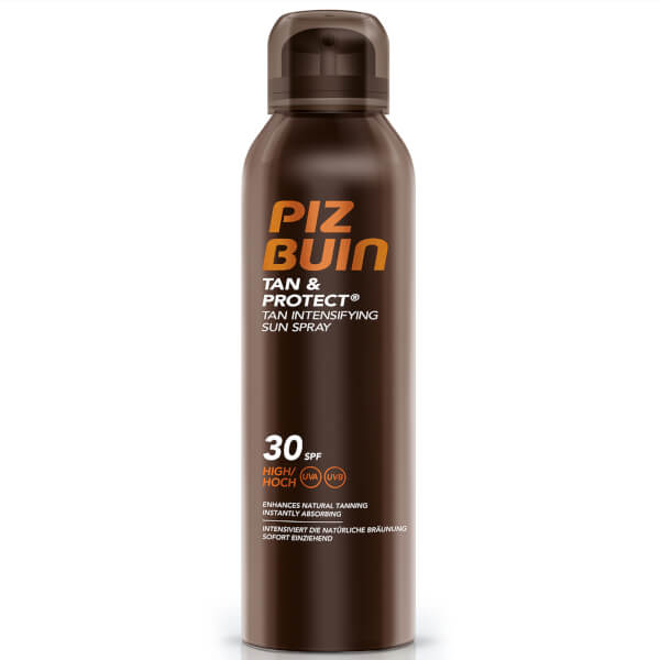 Piz Buin Tan And Protect Spray Spf 30 150ml Buy Online