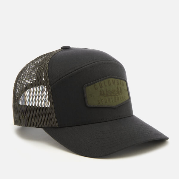 Columbia Men s Trail Evolution Snapback Hat - Shark Hex Patch  Image 2 a2a708acf39