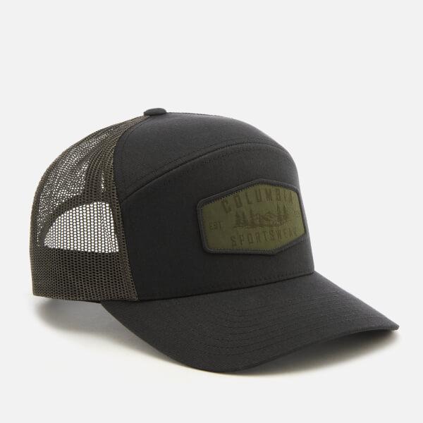 Columbia Men s Trail Evolution Snapback Hat - Shark Hex Patch  Image 2 71c6cf18379a