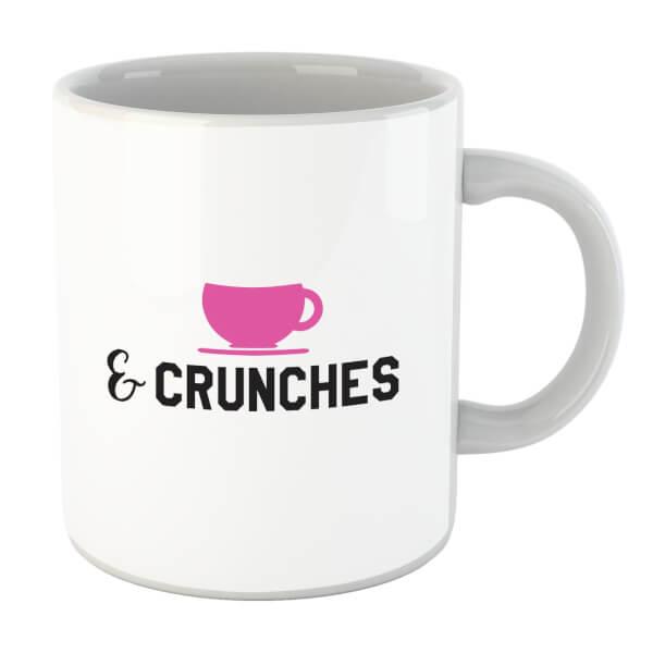 Coffee And Crunches Mug