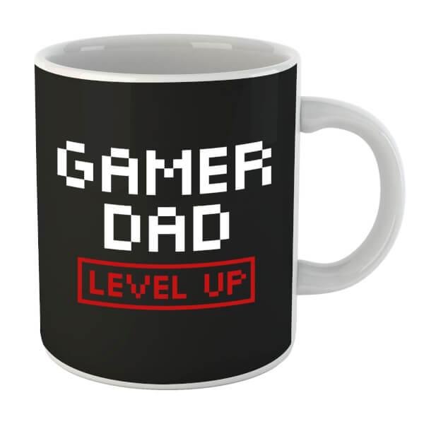 Gamer Dad Level Up Mug