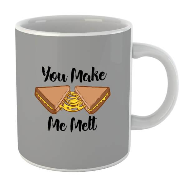 You Make Me Melt Mug