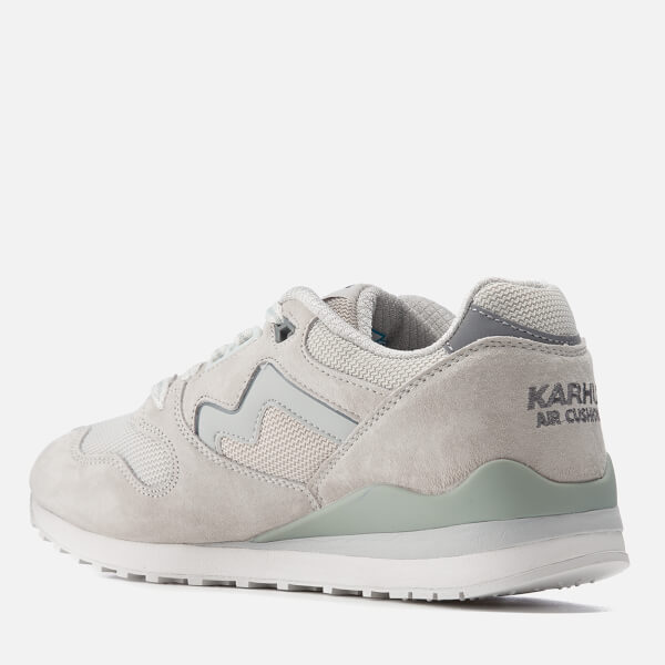 Karhu Men's Synchron Classic Trainers - Silver Birch/Storm Gray - UK 7/US 8