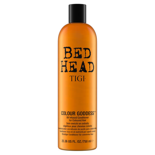 TIGI Bed Head Colour Goddess Oil Infused Conditioner for Coloured Hair 750ml
