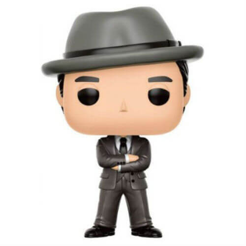 The Godfather Michael Corleone with Hat EXC Pop! Vinyl Figure