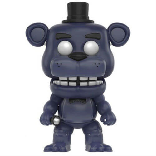 Five Nights at Freddy's Shadow Freddy EXC Pop! Vinyl Figure