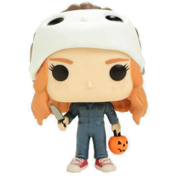 Stranger Things Max in Myers Costume EXC Pop! Vinyl Figure