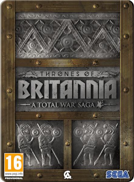Total War Saga - Thrones of Britania