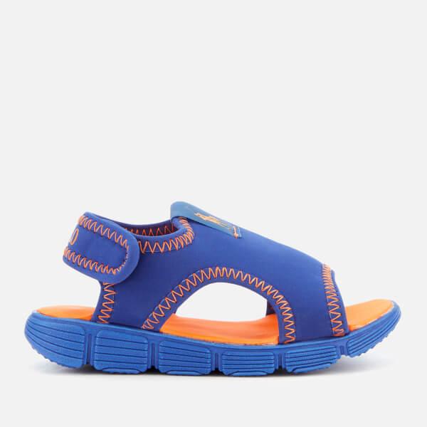 Polo Ralph Lauren Toddlers' Kanyon Sandals - Royal/Orange/Orange