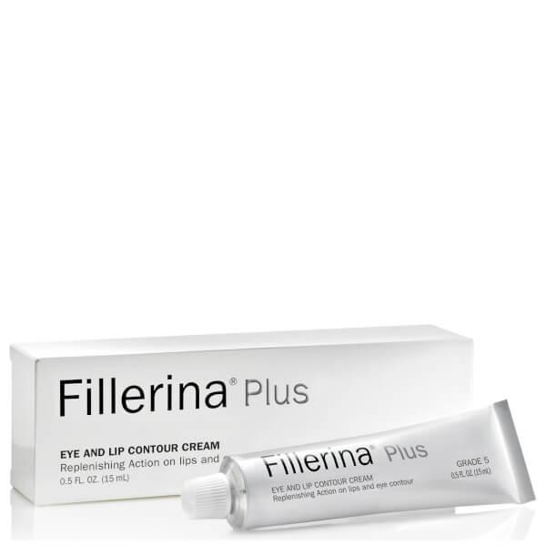 Fillerina PLUS Eye and Lip Cream - Grade 5 15ml