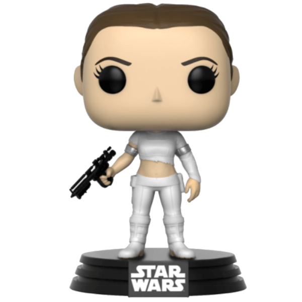 Star Wars Padmé Amidala EXC Pop! Vinyl Figure