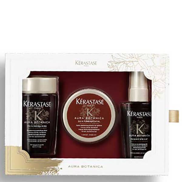 Kérastase Luxury Hair to Go Aura Botanica Gift Set