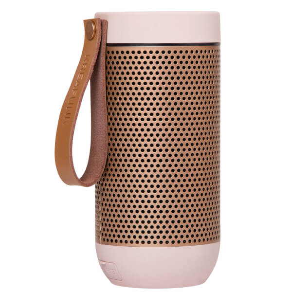 Kreafunk aFUNK 360 Degrees Bluetooth Speaker - Dusty Pink/Rose Gold