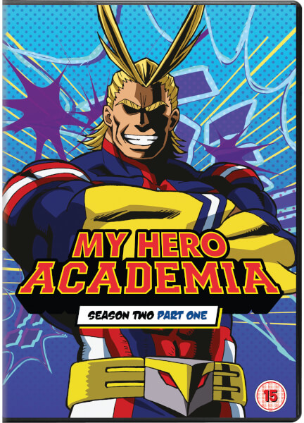 My Hero Academia - Season 02 Part 1 (Funimation)