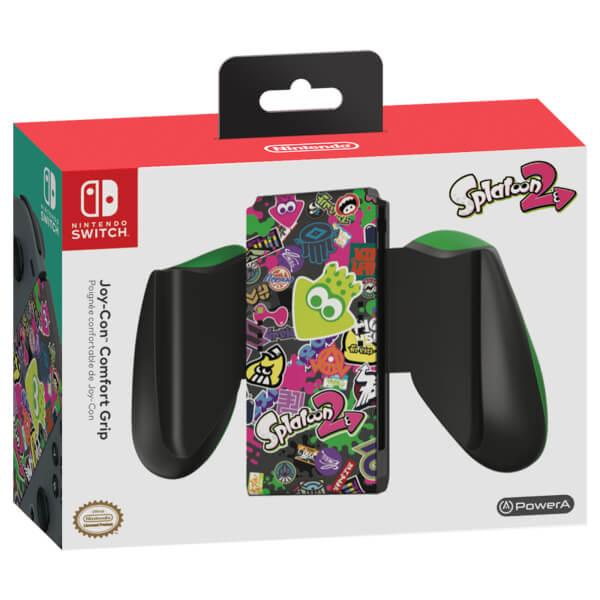 Nintendo Switch Joy-Con Comfort Grip (Splatoon 2)